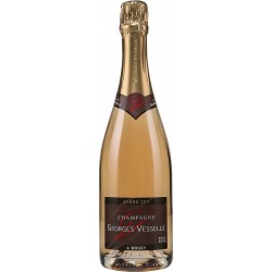 George Vesselle, Rosé Brut Grand Cru. 0,75L