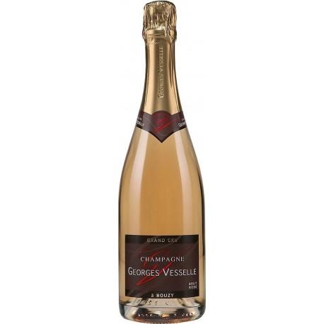 George Vesselle, Rosé Brut Grand Cru. 0,75L