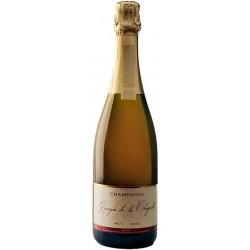 George de la Chapelle, Brut Rose . 0,75L