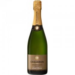 Champagner Chaudron, Grande Reserve Brut 1,5 L, Magnumflasche