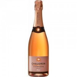 Champagner Chaudron, Brut Rosé