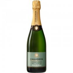 Champagner Chaudron, Blanc de Blanc Brut, Grand Cru. 0,75 L
