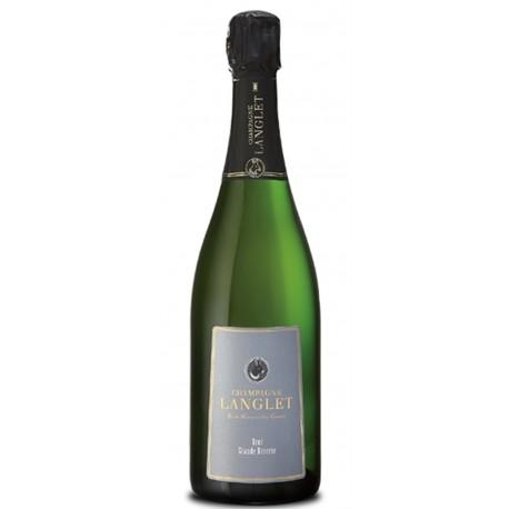 Champagner Langlet, Grande Reserve Brut 0,75 L
