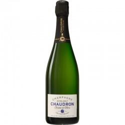 Champagner Chaudron, Blanc de Noir Extra Brut 0,75 L Katalog Produkte
