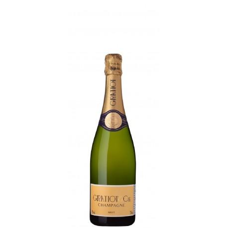 Gratiot Gerad, Brut Maison. 0,375L halbe Flasche