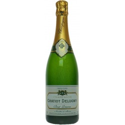 Gratiot Delugny, Brut Sélection. 0,75L