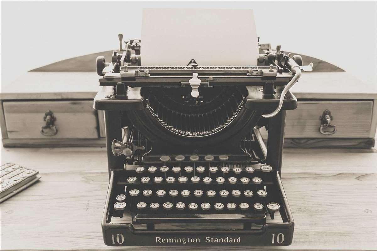 mechanische-schreibmaschine