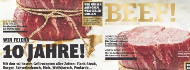 Beef! Jubiläumsheft